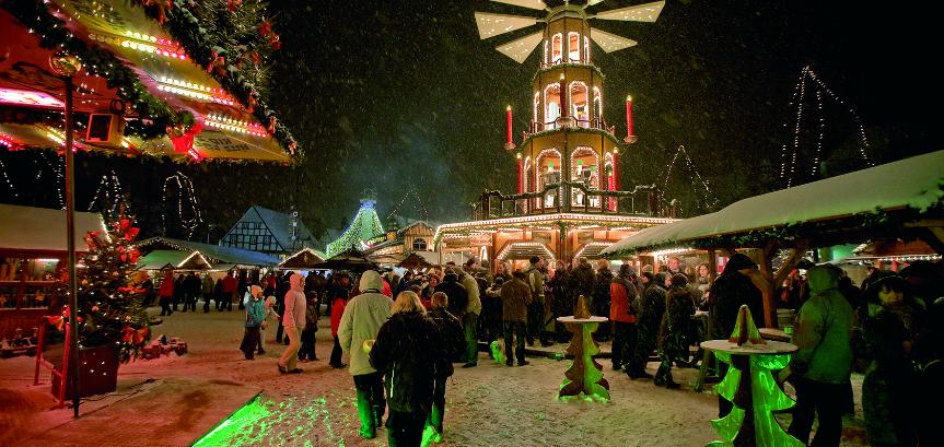 Stadtführung: Bad Salzuflen im Weihnachtsglanz