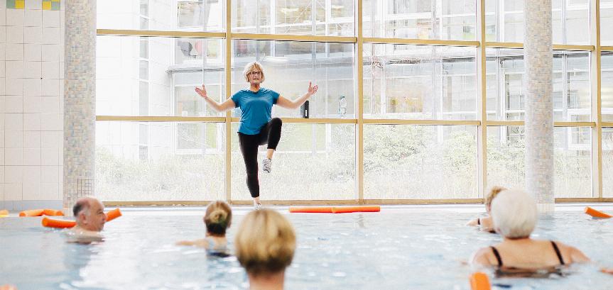 Aqua Aktiv Hüfte & Knie
