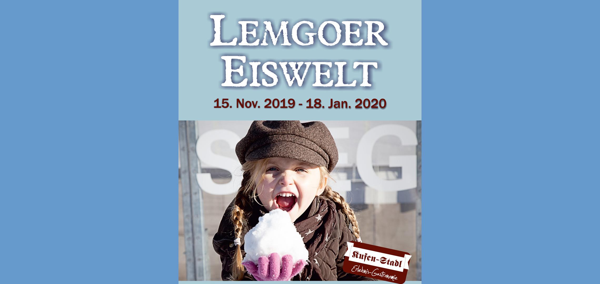 ABGESAGT! - Lemgoer Eiswelt