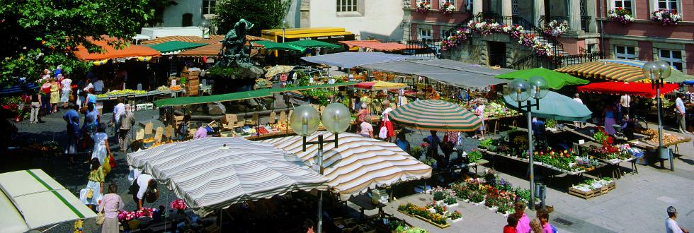 Detmolder Wochenmarkt