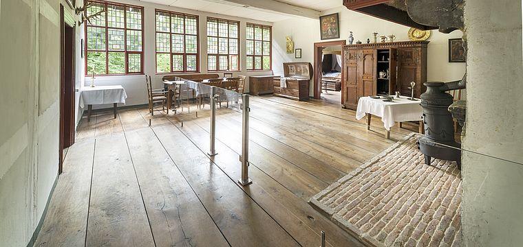 """Ein Tag im Gräftenhof 1806: """"Morgen ist Taufe"""""""