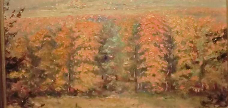 Am Anfang war die Landschaft - Auf den Spuren der Künstlerkolonie