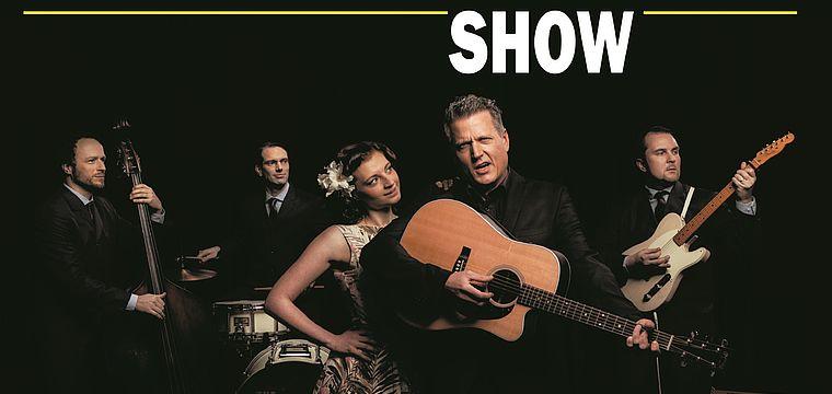 The Johnny Cash Show präsentiert von THE CASHBAGS
