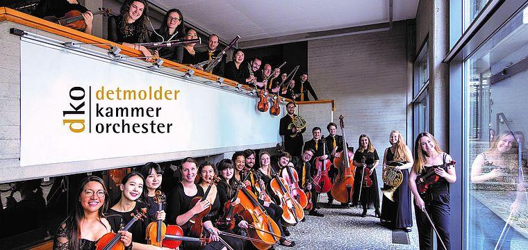 Konzert des Detmolder Kammerorchesters