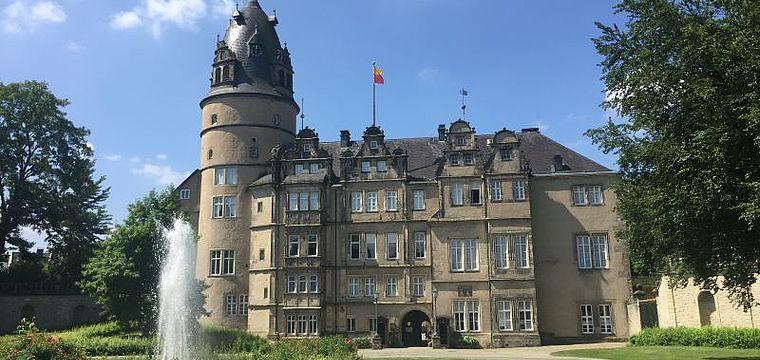 Schlossführung täglich außer montags