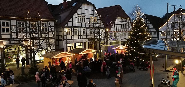 ABGESAGT: Lügder Weihnachtsmarkt