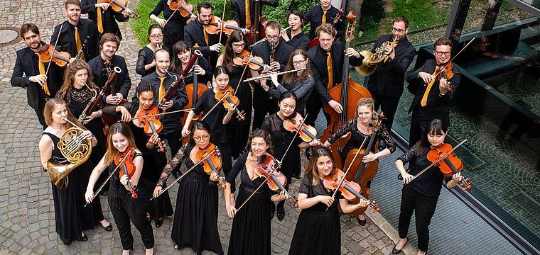 ***ABGESAGT*** 2. Abonnementkonzert des Detmolder Kammerorchesters