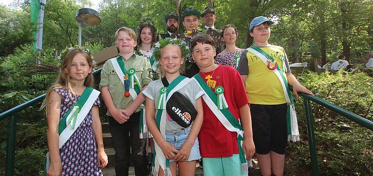 Oerlinghauser Kinderschützenfest