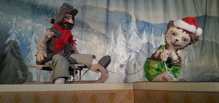 """ABGESAGT!!! """"Pettersson kriegt Weihnachtsbesuch'"""""""