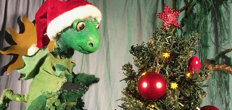"""""""Der kleine Drache feiert Weihnachten"""""""